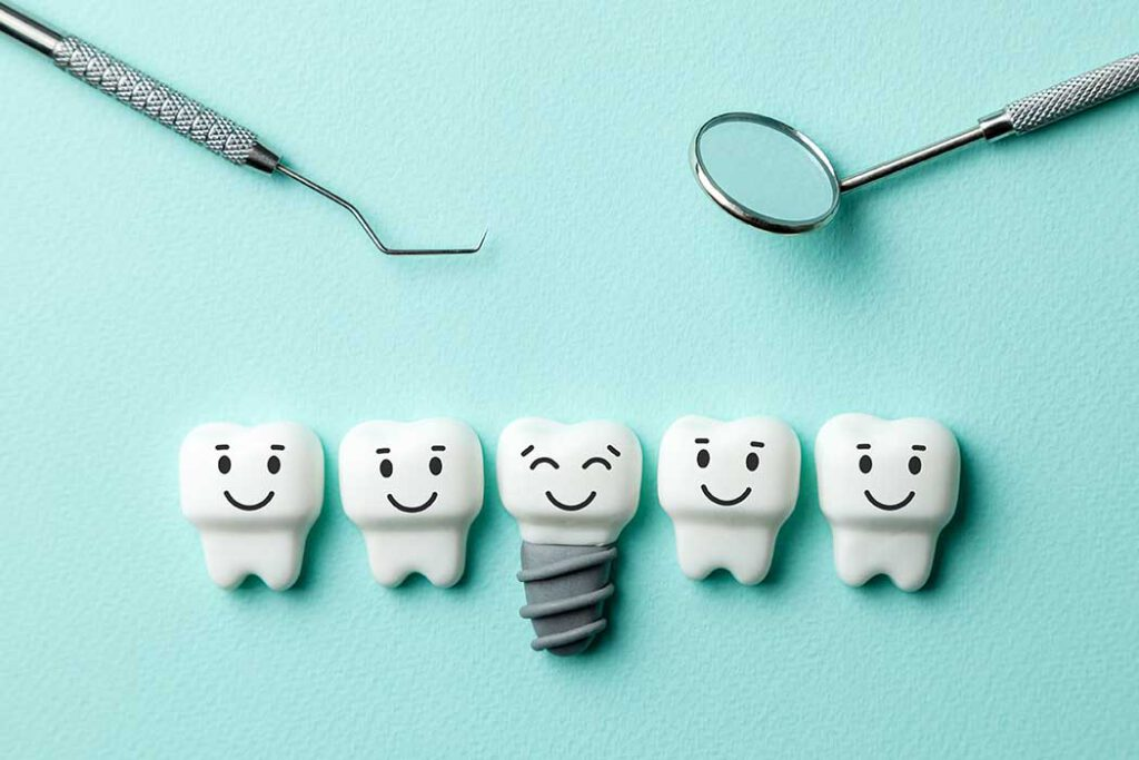 oral and dental health